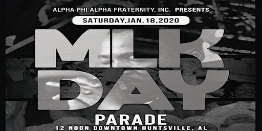 2020 MLK Jr. Parade Huntsville