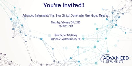 Clinical Osmometer User Group Meeting tickets