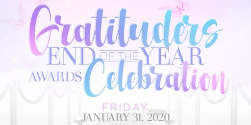 Gratituders End of the Year Awards Celebration