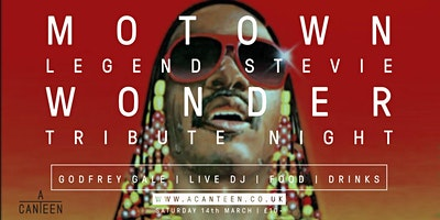 A NIGHT OF MOTOWN STEVIE WONDER TRIBUTE