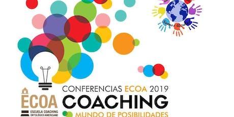 """Coaching """"Un mundo de posibilidades"""" entradas"""