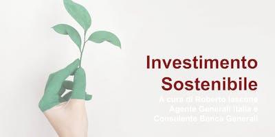 Investimento sostenibile in uno scenario incerto