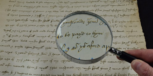 Palaeography Taster