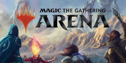 Magic the Gathering Arena Festival