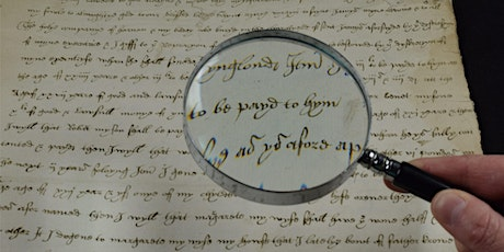 Palaeography Taster tickets