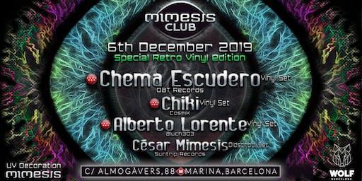 Mimesis CLUB - December / Special Retro Vinyl Edition!