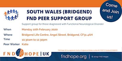 South Wales (Bridgend) FND Peer Support Group