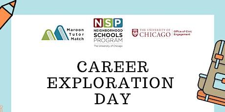Maroon Tutor Match Presents Career Exploration Day tickets