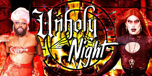Unholy Night with Evah Destruction and Lucy Stoole!