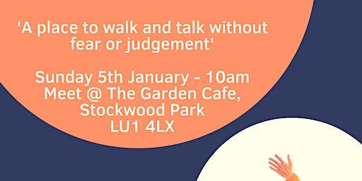 Mental Health Mates Walk Luton