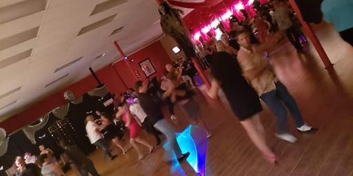 Latin Dance Social With Kumodance
