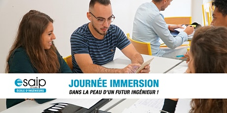 Journée d'immersion 19 Février 2020 - Angers billets