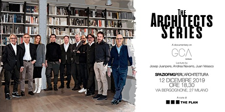 The Architects Series – A documentary on: GCA Architects biglietti