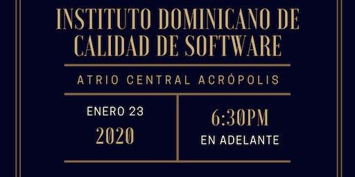 Lanzamiento Instituto Dominicano de Calidad de Software IDCAS