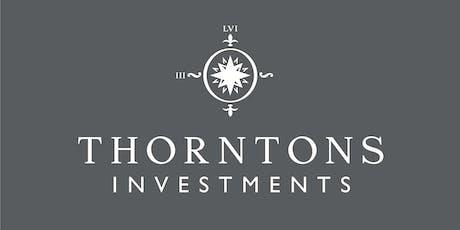Thorntons Investments Breakfast Seminar - St Andrews Golf Museum tickets