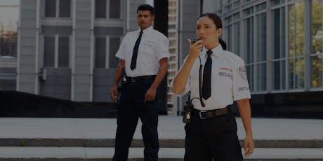 Journée portes ouvertes – Nous recrutons des agents de sécurité billets