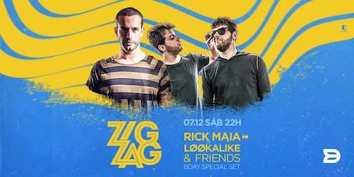 ZIGZAG / Rick Maia