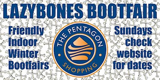 Lazybones Bootfair - Pentagon Shopping Centre