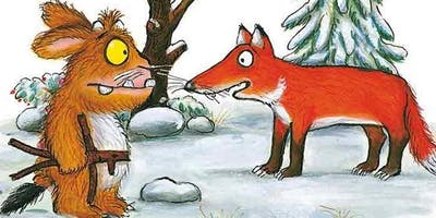 Fully booked Story Explorers - The Gruffalo's Child - Friday 9:30am