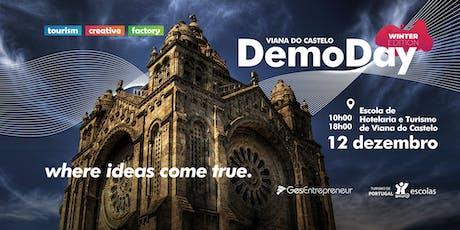 DemoDay Tourism Creative Factory - Winter Edition 2019 bilhetes