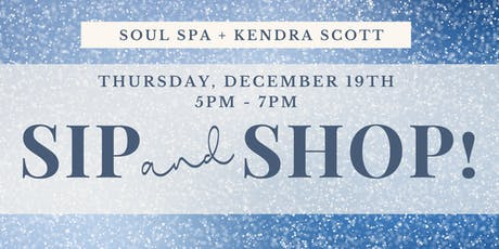 Festival of Trees - Sip & Shop! tickets