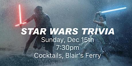 Star Wars Trivia at Cocktails tickets