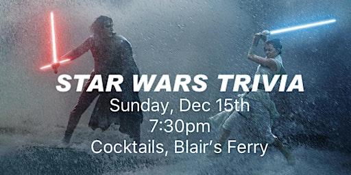 Star Wars Trivia at Cocktails