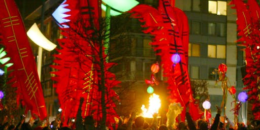 Smashing Times City of Dublin Winter Solstice Celebration Festival 2019