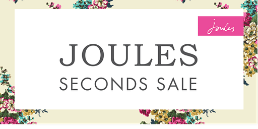 JOULES Seconds Sale Navenby