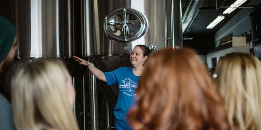 Royal City Brewing- Winter Tours & Tastings
