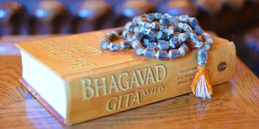 Gita Jayanti Festival - Advent of Bhagavad Gita