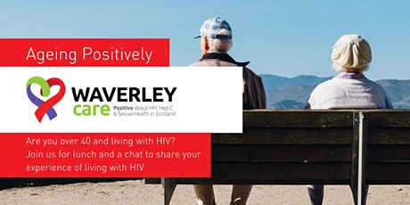 Ageing Positively with HIV tickets