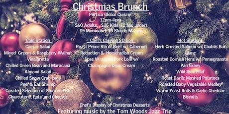Christmas Brunch tickets