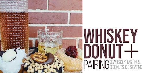 Whisky + Donut Pairing