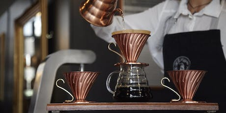 H.R. Higgins Coffee Masterclass tickets