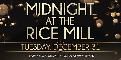 Midnight at the Rice Mill