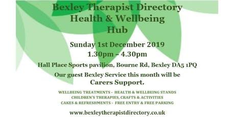Health & Wellbeing Hub tickets