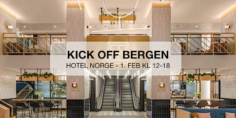 KICK OFF BERGEN tickets