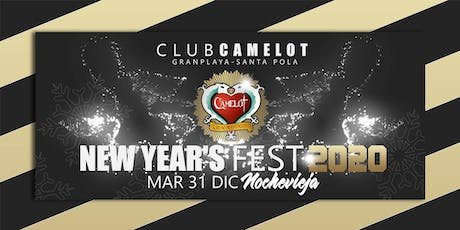 CAMELOT - NEW YEAR'S FEST 2020 tickets