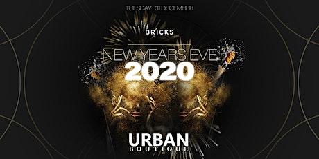 New Year's Eve 2020 at BRICKS tickets