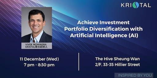 Achieve Investment  Portfolio Diversification with  AI
