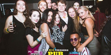 The Big Freshers Pub Crawls 2020 tickets