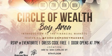 Circle Of Wealth Bay Area tickets