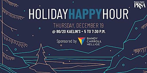 December Program: Holiday Happy Hour