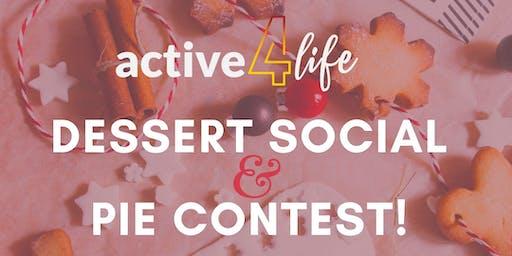A4L Dessert Social & Pie Contest