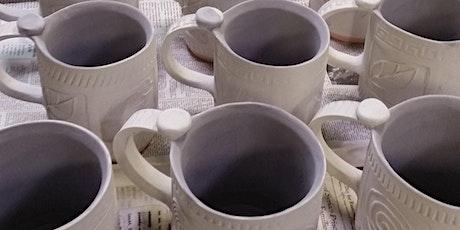 Beginner Pottery Class tickets
