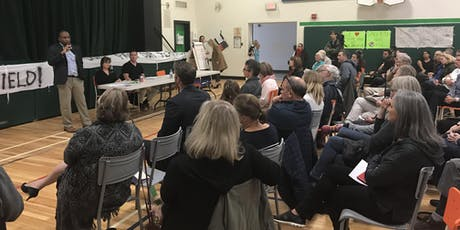 Ward 13 Official Plan Consultation tickets