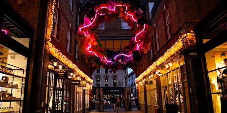 Christmas Shopping Lates with Urban Makers tickets