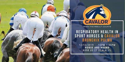 Respiratory Health & Cavalor Bronchix Pulmo