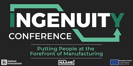 Ingenuity Conference 2020 tickets